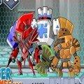 Игра Битва роботов 2