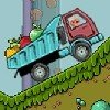 Игра Марио водитель грузовика