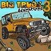 Игра Приключения на джипах 3