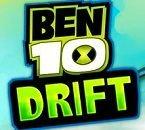 Игра Бен 10 дрифт