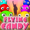 Летающие конфетки