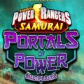 Игра Могучие рейнджеры - Порталы власти