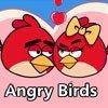 Игра Angry Birds. День Святого Валентина