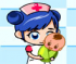 Игра Детская медсестра