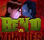 Игра Ben 10 против Зомби