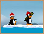 Игра Веселые пингвины