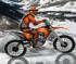 Мотоцикл на льду