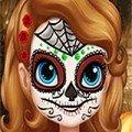 Игра София готовится к Хэллоуину