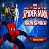 Игра Железный человек паук