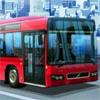 Парковка длинного автобуса