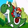 Игра Марио и Йоши приключение