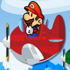 Игра Марио спасительный самолет