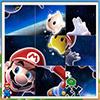 Игра Марио пазлы