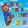 Игра Марио трюки в воздухе
