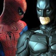 Человек паук против Бэтмена