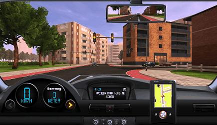 Игра Талант вождения