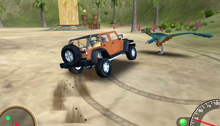 Охота получи и распишись динозавров